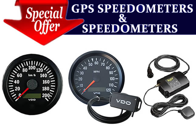 GPS SPEEDOMETERS