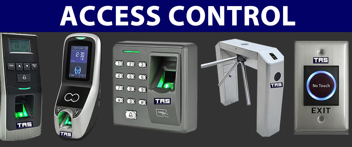 Access control and time and attendance