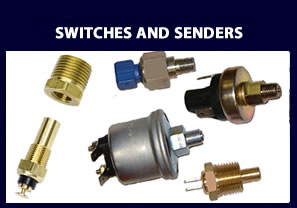 switches and senders