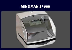 SP600 Clocking Machine