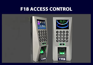 F18 fingerprint reader