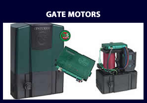 Gate motors - access control and security