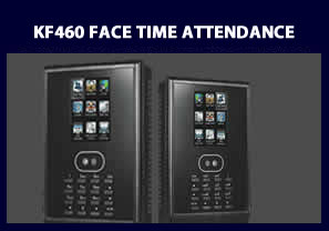 kf160 Face Time Attendance Terminal with Access Control Functions