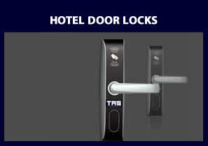 LH4000 fingerprint reader Hotel Door Lock - Biometric Door Locks