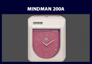 Mindman 200 - Clocking Machine