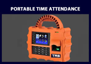 Portable Time and attendance device - S922
