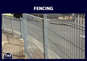 fencing - access control and security