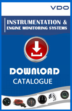 vdo instrumentation and engine monitoring catalogue