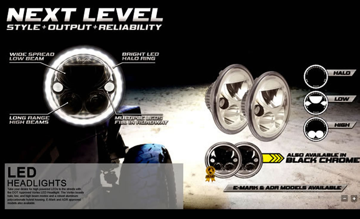 Tas Automotive Vision X Led Lights Wiring Harness Download Catalogue